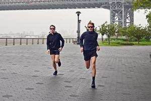 跑步,瑜伽,设计:District Vision的Max Vallot 跟 Tom Daly 到底在乎什么?