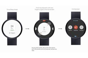 Google联手几大时尚品牌推出智能手表