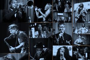 Blue Note Beijing一周年9月庆祝月,超强演出阵容!