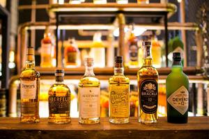 Georgie Bell:威士忌是给所有人喝的酒!