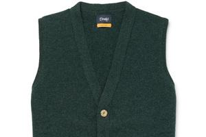 一件可以优雅换季的羊毛背心
