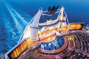 全新的冒險之旅即將啟程——皇家加勒比迎來全球最大游輪
