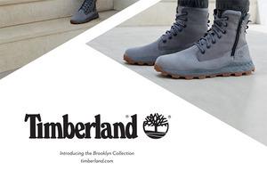 讓世界跟上你的腳步  Timberland BROOKLYN BOOT 紐約酷靴系列