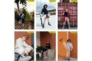 优衣库卫衣系列,源自有型出位的无界美学  风尚卫衣,风格出众  明星达人纷纷演绎多元化风格穿搭