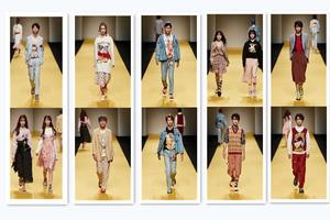 Bronze Lucia 2020SS系列上海时装周全新发布