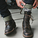 冬季来临 必备单品绑带靴推荐