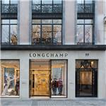 Longchamp巴黎香榭丽舍旗舰店盛大开幕