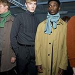 2015秋冬伦敦时装周:Margaret Howell秀场后台