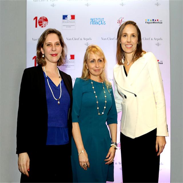 法国驻华使馆携手梵克雅宝 雅克-德米电影展首次来华