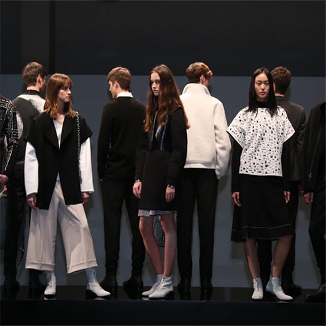 CALVIN KLEIN PLATINUM北京呈献2015秋季男女装媒体预览