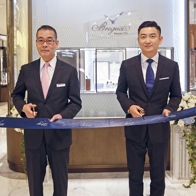 宝玑(BREGUET) 北京SKP精品店盛大开幕