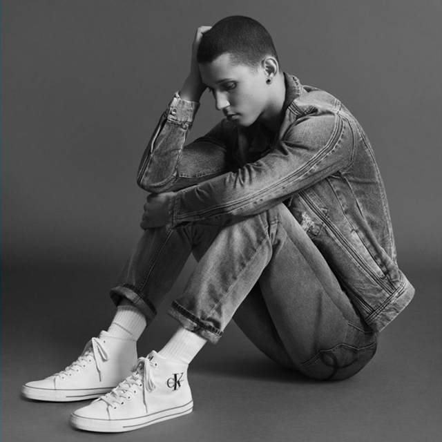 Calvin Klein Jeans 2016春夏男装型录