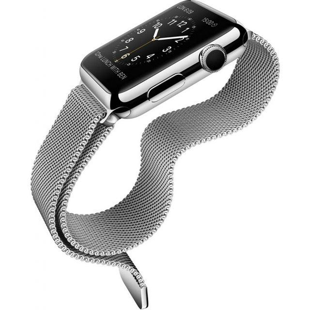 万众期待 Apple watch 2呼之欲出