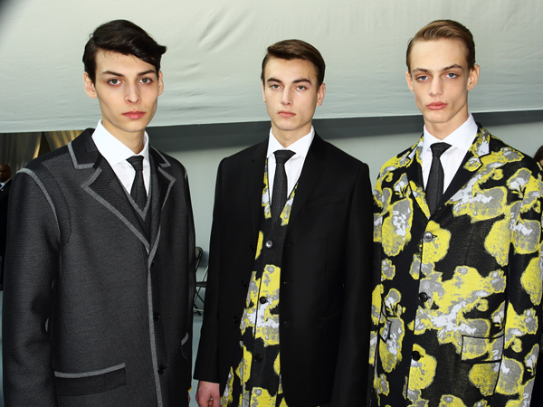Dior Homme2015秋冬男装