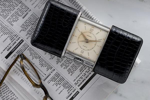 旅行钟古董表 那时的设计才最美