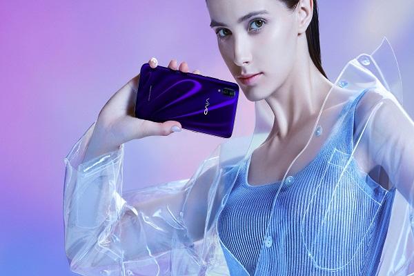 vivo X23发布引爆潮流时尚,看手机如何秒变时尚单品