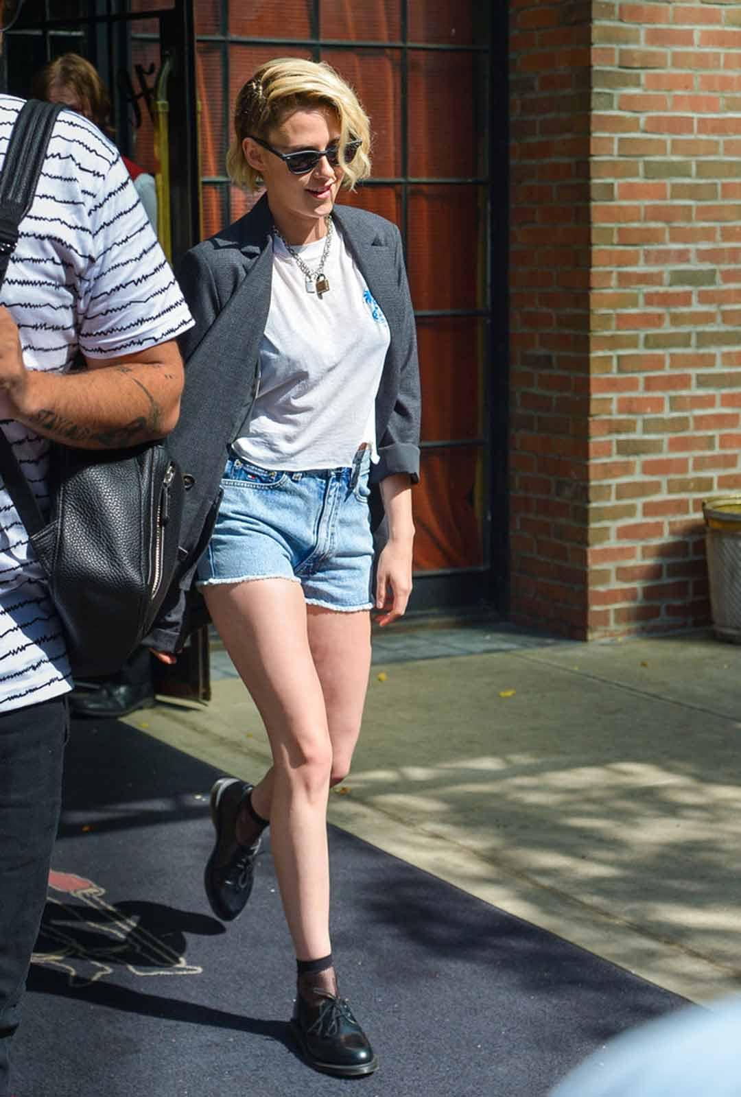 穿搭| 夏天穿短袜很流行,但不是谁都穿的好