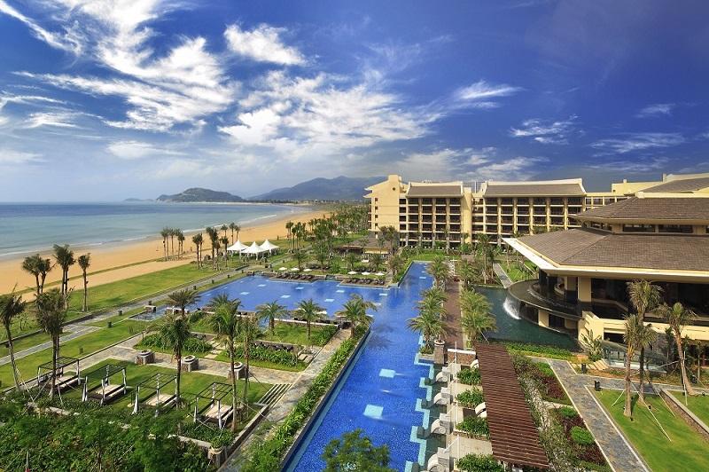 神州半岛喜来登度假酒店外观