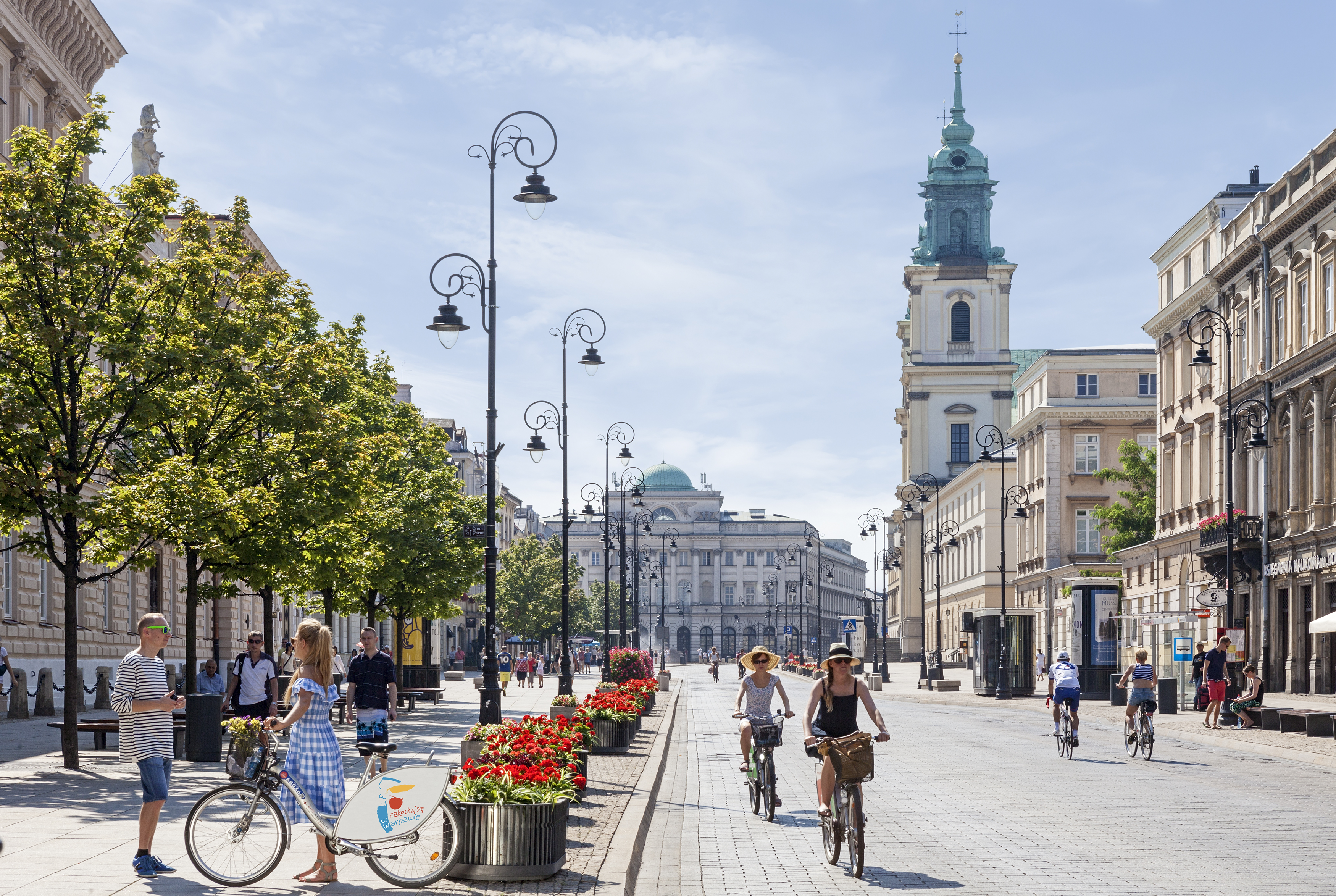 波兰华沙_华沙旅游局公布庆祝波兰重获独立100周年的全年活动安排