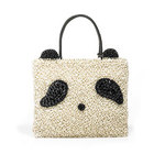 ANTEPRIMA為國寶熊貓度身訂造Panda Wirebag系列