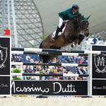 优雅骑士 盛装申城  Massimo Dutti倾力赞助上海浪琴环球马术冠军赛