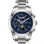 浪琴表推出两款限量版腕表,礼赞2017圣莫里茨世界高山滑雪锦标赛