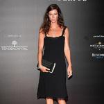 第74届威尼斯电影节 香奈儿品牌形象大使 法国女星 安娜·莫格拉莉丝 珠宝佩戴