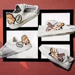 经典的彩票小白鞋 最时髦最美的彩票30双都在这里