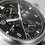 回歸經典原型設計 IWC萬國表全新飛行員計時腕表