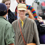 Tilda Swinton演绎LOEWE Gate手袋