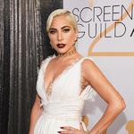 Lady Gaga佩戴蒂芙尼高级珠宝 闪耀第25届美国演员工会奖