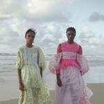 Cecilie Bahnsen 2021系列拥抱可持续理念,浪漫连衣裙作品再掀人气