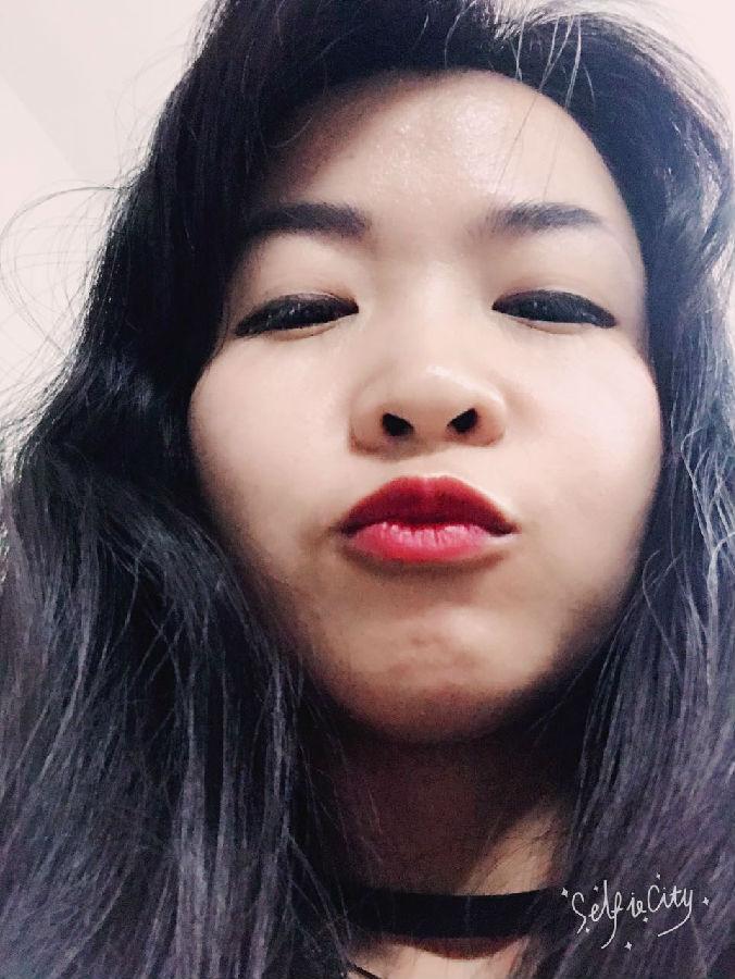 ##阿玛尼红管唇釉##冷艳登场的正红色400图片14
