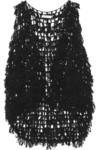 + Ryan Roche 镂空针织羊绒马甲