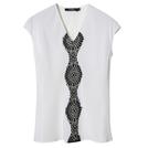 ILARIA(意莲)2013春夏系列白色T恤