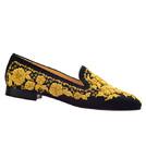 Christian Louboutin刺绣乐福鞋
