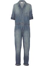 The Mechanic 牛仔布连身裤