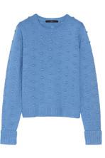 小球针织马利诺羊毛衫