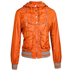 Calvin Klein Jeans 2013年橘色短外套