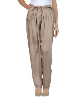 棕色 LANVIN 裤装