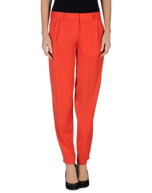 红色 VIONNET 裤装