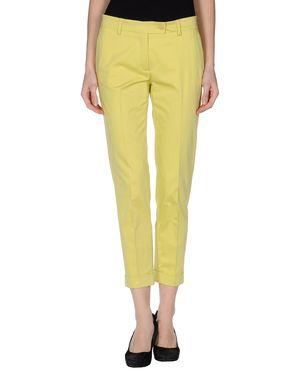 荧光绿 ETRO 裤装