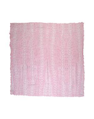 粉红色 ROBERTO CAVALLI 方巾