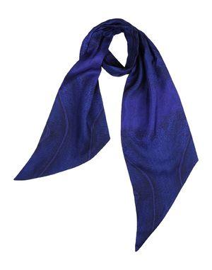 深紫色 ROBERTO CAVALLI 围巾