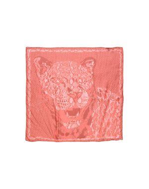 红色 ROBERTO CAVALLI 方巾