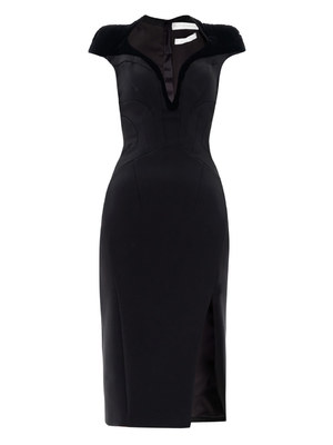 Tribeca panelled dress