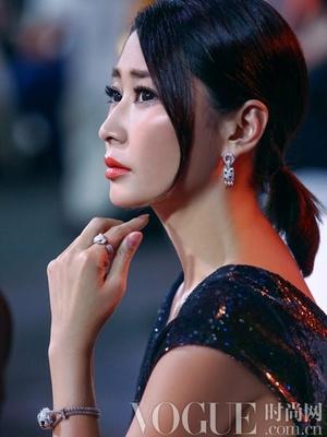 卡地亚TANK铭刻中国电影导演协会2013年度盛典