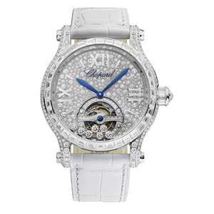 Chopard萧邦Happy Sport Tourbillon