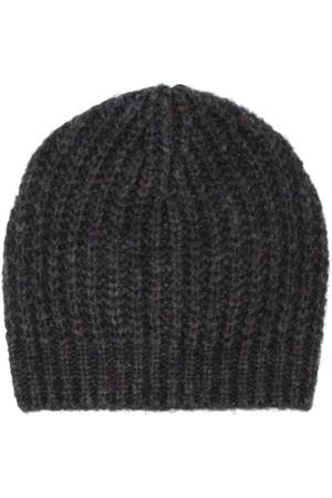Roy 罗纹针织套头帽