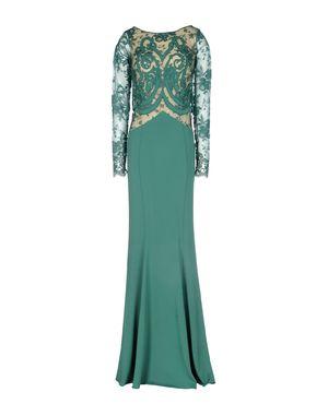 绿色 ZUHAIR MURAD 长款连衣裙